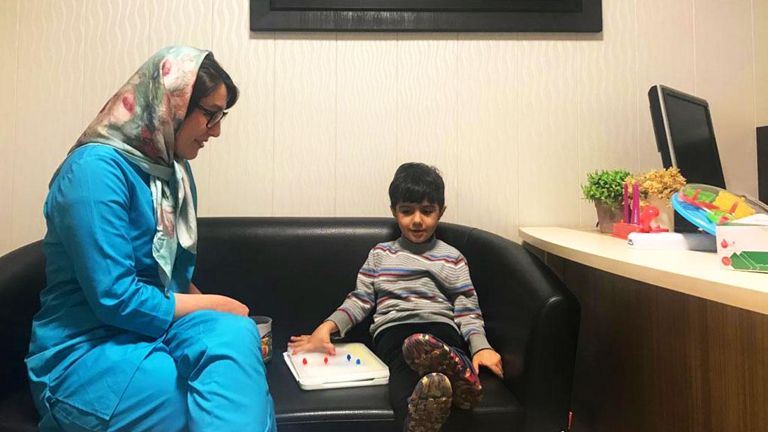 گفتار درمانی و اختلال بلع