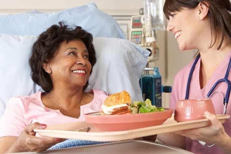 رژیم و برنامه غذایی برای بیماری اختلال بلع