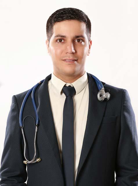 دکتر فرشاد خسروی متخصص اختلال بلع