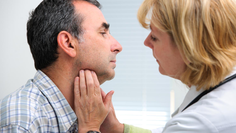 اختلال بلع در سرطان سر و گردن