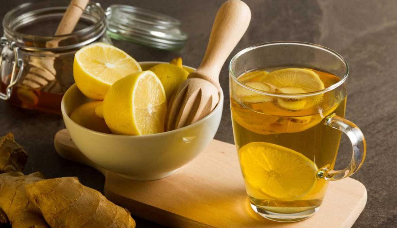چای ریشه زنجبیل برای درمان گلو درد