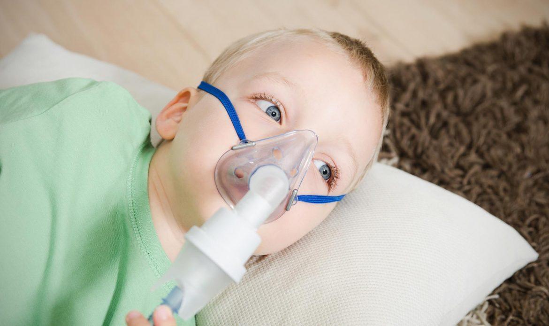 درمان عفونت تنفسی کودکان