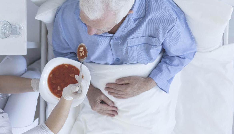 عوارض دیسفاژی پس از سکته مغزی