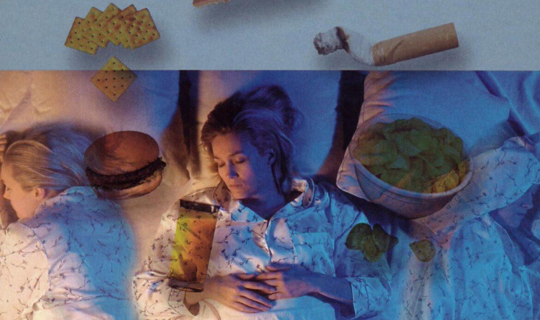 درمان اختلال خوردن مرتبط با خواب